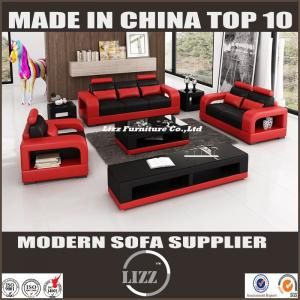 China 2017 New Contemporary Design Modern Living Room Sofa Set With Coffee Table From Lizz Furniture(LZ-1988) on sale