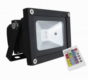 China Meanwell Driver RGB Waterproof LED Flood Light 10 W 770lm IP65 Bridgrlux Chip on sale
