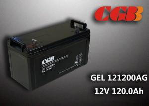 China GEL maintenance free Non Spillable 2v sealed rechargeable battery 120AH High Capacity on sale