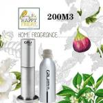 200m3 Hotel Air Freshener Systems House Air Purifier Automatic Scent Dispenser