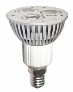 China 3W Dimmable E14 / E27 LED Spotlights With 60°Beam Angle Dimmable LED Bulbs AM-N431D on sale