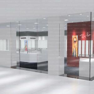 China white sun glasses display furniture, shop design on sale