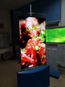 China OLED signage 4k OLED Signage OLED Dual Monitor Wholesale custom OLED signage on sale