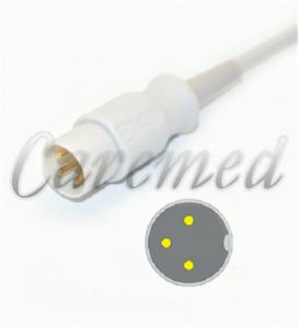 China Air Shield Adult Skin Rectal Reusable Medical Temperature Probe TPU on sale