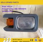 SDLG front left headlight, 4130000542 , SDLG spare parts  for SDLG wheel loader LG936L