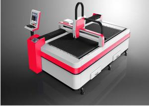 China 6mm Cutting Thickness CNC Laser Metal Cutting Machine For Cookware Artware on sale