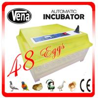 Digtal display computer control small size commercial poultry egg incubator for sale