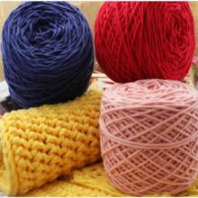 China Super Soft And Hot Sale Multi-Color Organic Cotton Knitting Yarn For Baby Wear on sale