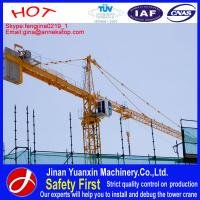 QTZ63-5010 Single-gyration types of tower crane