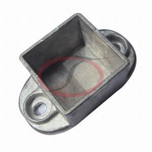 China Le zinc bride modulaire de balustrade de barrière de moulage mécanique sous pression on sale