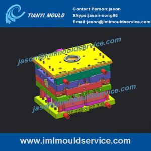 China 4 cavities plastics thin wall mould companies, offer plastic thin wall injection mould supplier