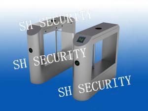 China Entrance Swing System Electric Turnstile/Turnstile Lyrics supplier
