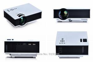 China Portable LED UC40 Projector Factory Wholesale Cheap Price HDMI USE Video Beamer Projecteur on sale