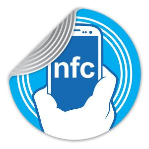 China Custom Nfc Stickers Tags on sale