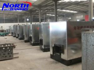 China Coal burning hot water boiler air heater for poultry on sale