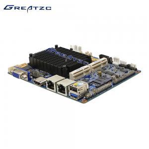 China Industrial 3.5 Inch Intel Bay Trail Motherboard Dual-core N2807 CPU Dustproof on sale