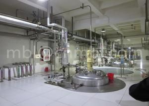 China Stainless Steel Liquid Detergent Production Line Corrosion Resistance on sale