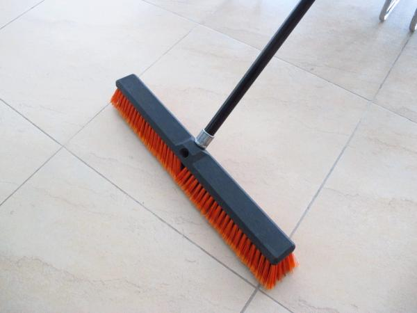 heavy duty sweep outdoor industrial push brooms 24 inch with 59 inch rh plasticbrooms sell everychina com