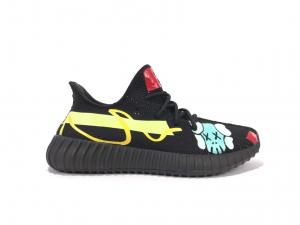 57ed1b345 ... Quality KAWS X Adidas Yeezy Boost 350 V2 Real Boost Shoe from China  sneaker market for