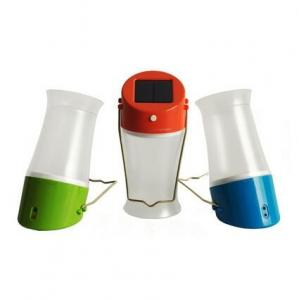 China Promotion portable solar lantern for reading books with LifePo4 battery 9hours lighting time on sale