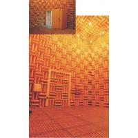 Noise Testing Air Conditioner Production Line Anechoic Chamber Rf Shielding Room