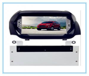 China Ford 7'' Two DIN Car DVD Player for ECOSPORT 2013 with HD touch Screen 3G Wifi GPS on sale