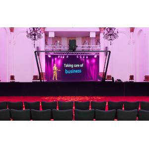 China Stretching Resistance Musion Foil 3D Holographic Projection System For Live Show on sale