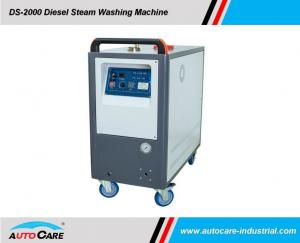China Diesel Steamer car washing machine for engine bay clean/ Mobile steam washer Hot sales with Good price on sale