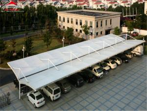 China ZhaoLi Manufactured Tensile Membrane Structures For Long Span Life on sale