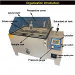 Programmable Type Salt Spray Testing Machine ( PLC touch screen controller )
