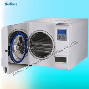 China 18L Table Top Hospital Pulse Vacuum Steam Autoclave Class B Dental autoclave on sale