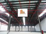 construction design prefabricated steel warehouse