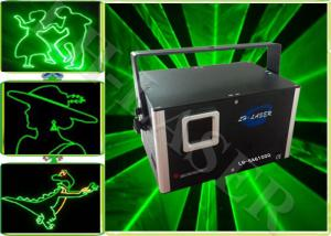 China 1000mW 532nm Green Laser Show Lights For Dj Disco And Club DMX Lighting on sale