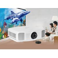 China Android Smart Blu - Ray 3LCD Full HD LED Projector Support 3D 4K Low Noise on sale