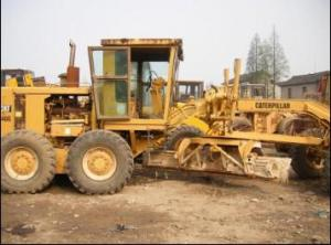 China Motor Grader,CAT 140G,Used and Original With High Quality on sale