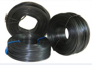 China Soft Black Annealed Carbon Steel Welding Wire / BWG 19 - BWG 6 Construction Iron Wire on sale