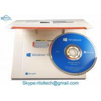 Windows 10 Home Pack USB 32 / 64 Bit , OEM Win 10 Pro / Home Windows 10 Coa Key