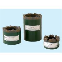 Anti - Wear Core Hole Drill Bits , NQ2 NQ3 HQ2 HQ3 Rock Core Drill Bits