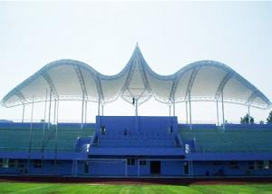 China Amazing Wing Shape Outdoor Sports Tents Architectural Fabric Structures on sale