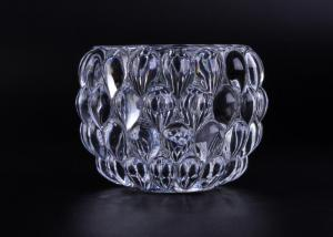 China Mercury Tealight Decorating Glass Candle Holders For Home Decoration Gifts supplier