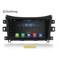 China Nissan Navara Android Car Video Player  With1024X600 Android Os Touch Screen Mirror Link on sale