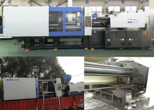 China Energy Saving PVC TPR Injection Moulding Machine , Pvc Sole Making Machine on sale