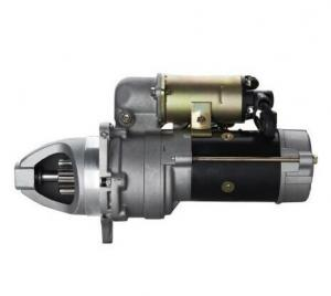 China 24V/5.5Kw/13T Road Roller Nikko Starter Motor Komatsu 600-813-4120 0-23000-1231 With Long Service Life S6D105 PC200-3 on sale