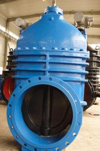 GGG40 GGG50 Resilient Seated Ductile Iron Gate Valve With