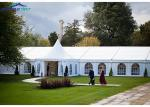 China European Standard Wedding Party Marquee With PVC , Glass Window wholesale
