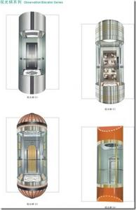 China Observation elevator on sale