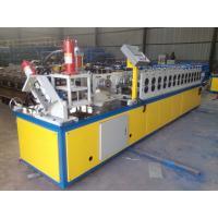China Sri Lanka Stud And Track Roll Forming Machine , Dragon Bone Making Machine on sale