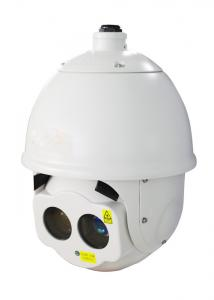 China Outdoor Laser IR PTZ Infrared Camera Dome CCTV Camera 200m Night Vision on sale