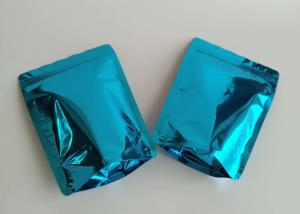 China Food Grade Foil Plastic Packaging Bags Stand Up Ziplock For Drip Coffee Protein Powder on sale