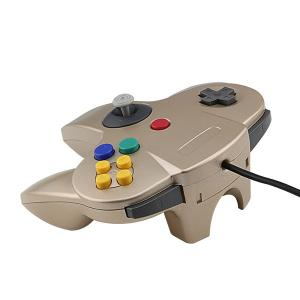 Light Weight Nintendo 64 Gold Controller , Bluetooth N64